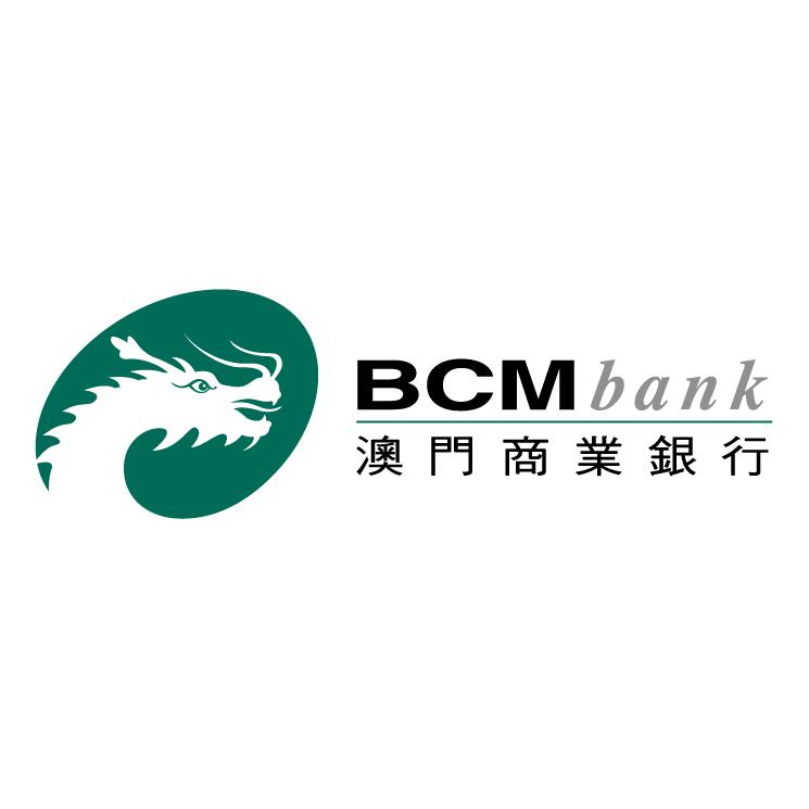 free vector Bcm bank