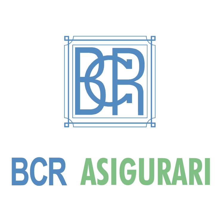 free vector Bcr asigurari