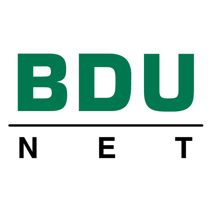 free vector Bdu net
