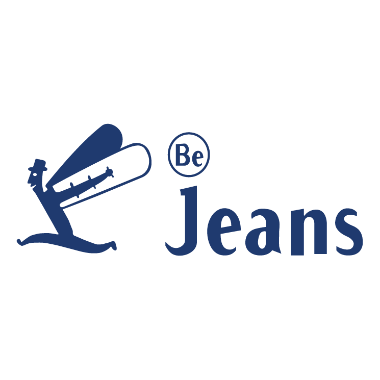free vector Be jeans
