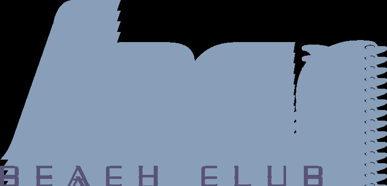 free vector Beach Club logo