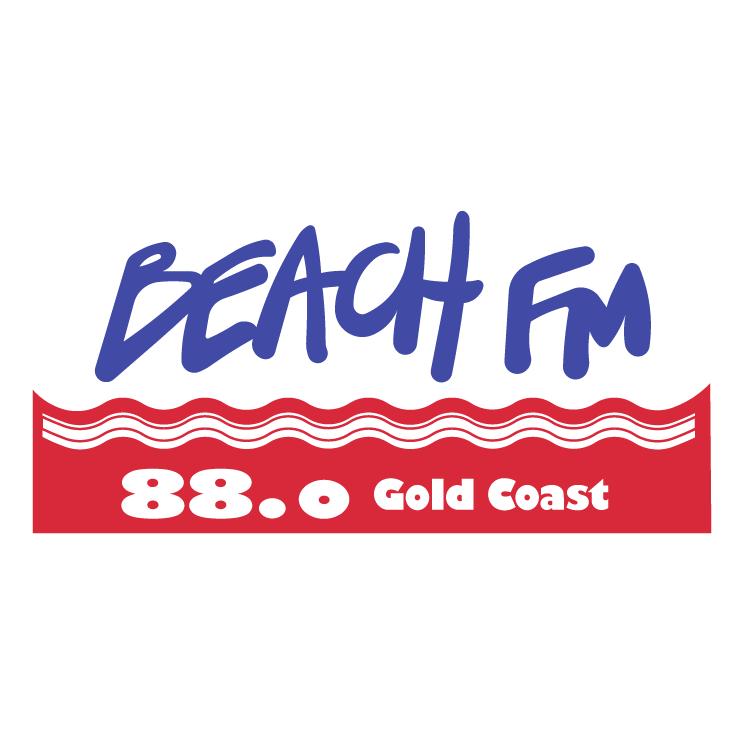 free vector Beach fm