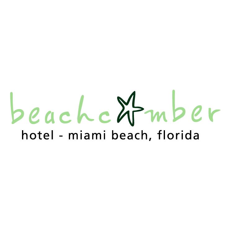 free vector Beachcomber hotel