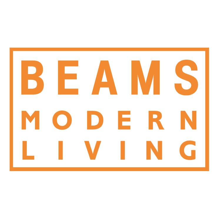 free vector Beams modern living