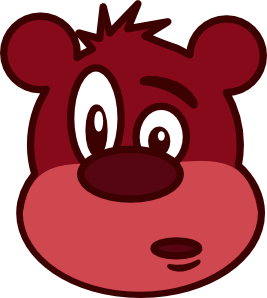 free vector Bear clip art