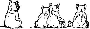 free vector Bear Cubs clip art