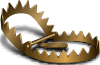 free vector Bear Trap clip art