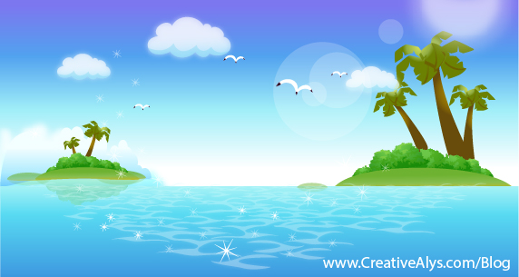 free vector Beautiful Artwork
