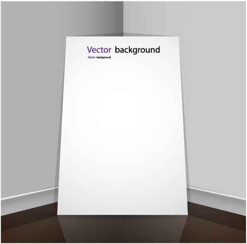 free vector Beautiful backdrop 02 vector