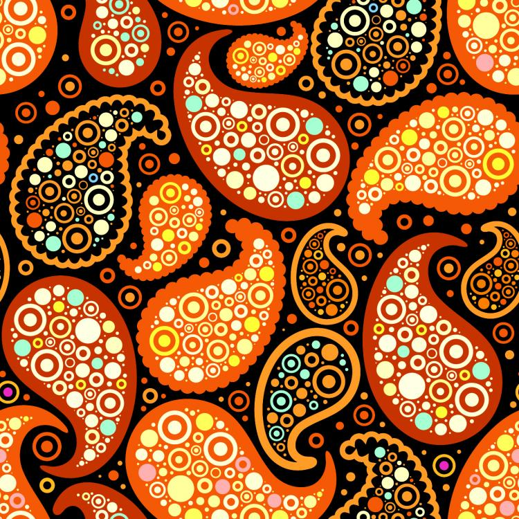 Beautiful background patterns (17863) Free EPS Download / 4 Vector