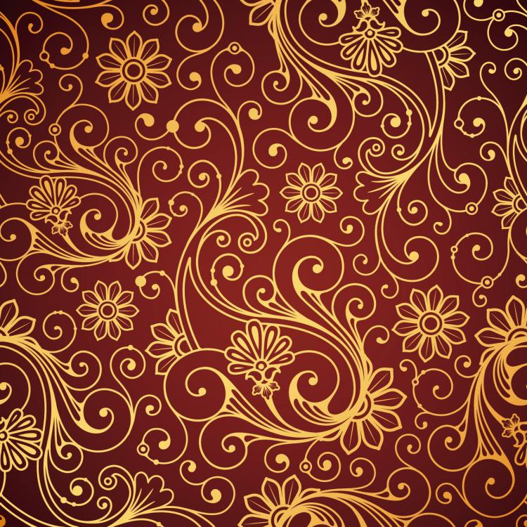 Beautiful background patterns vector Free Vector / 4Vector