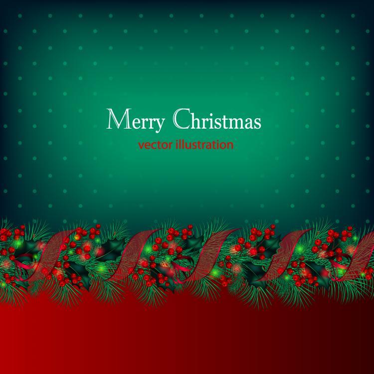 Beautiful Christmas Background Design.Beautiful Christmas Background 15004 Free Ai Eps Download