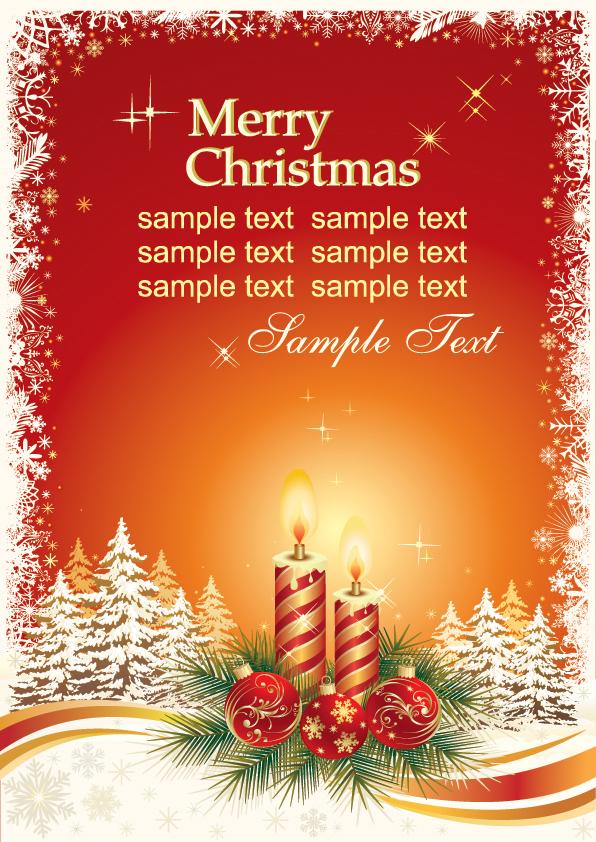 Beautiful Christmas Cards For Christmas Decor and Lights – Christmas Cards Sample
