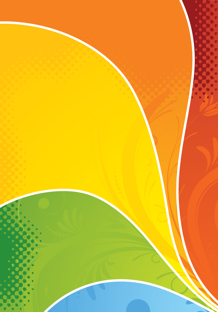 free vector Beautiful color of the background color vector