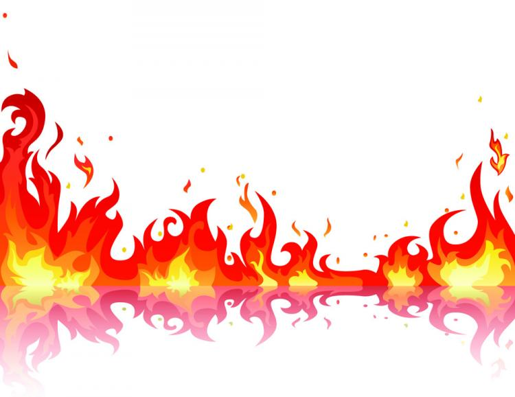 free vector Beautiful flame vector clip 05
