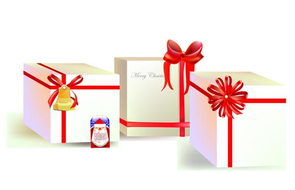 free vector Beautiful gift box vector