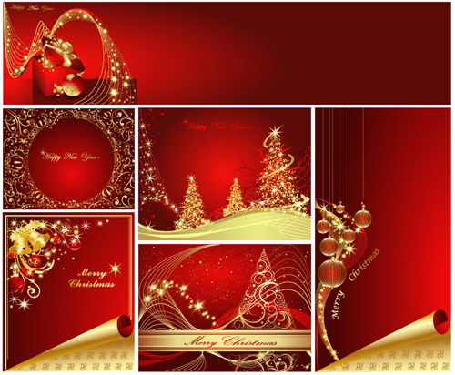 free vector Beautiful holiday background vector