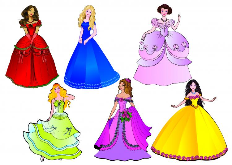 vector free download princess - photo #40