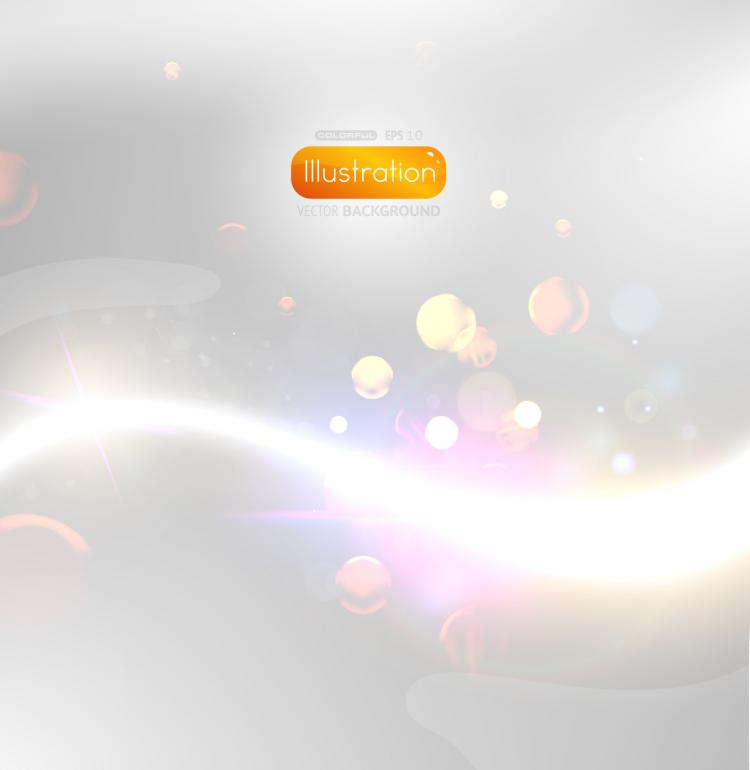 free vector Beautiful star background 02 vector