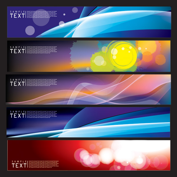 free vector Beautiful vector background dream banner