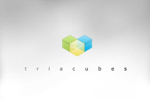 free vector Beautiful web20 logo template vector