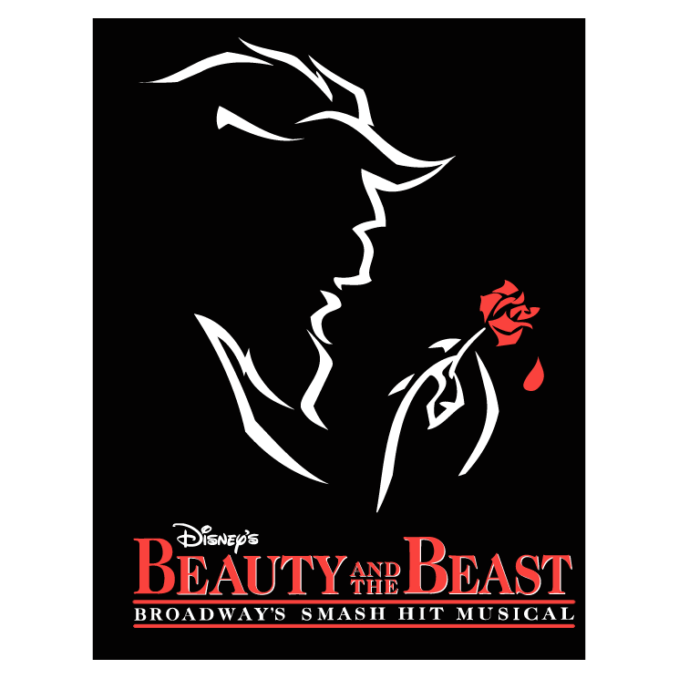 free vector Beauty and the beast