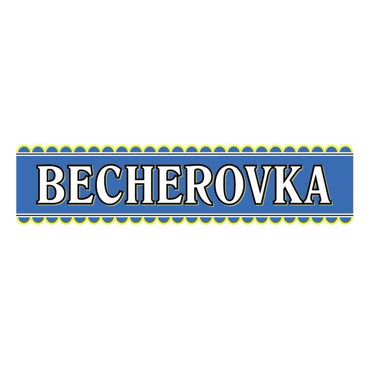 free vector Becherovka