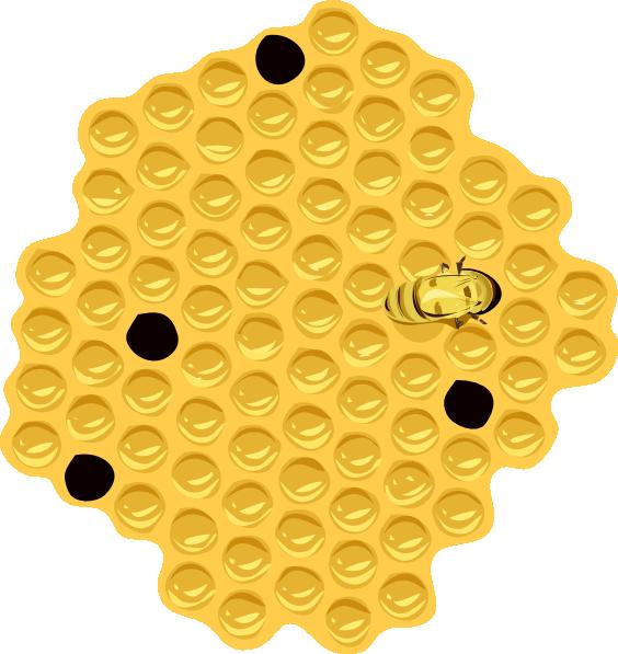 free vector Bee Hive clip art
