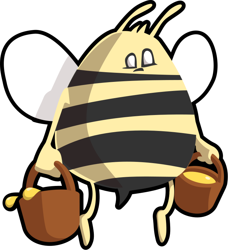free vector Bee