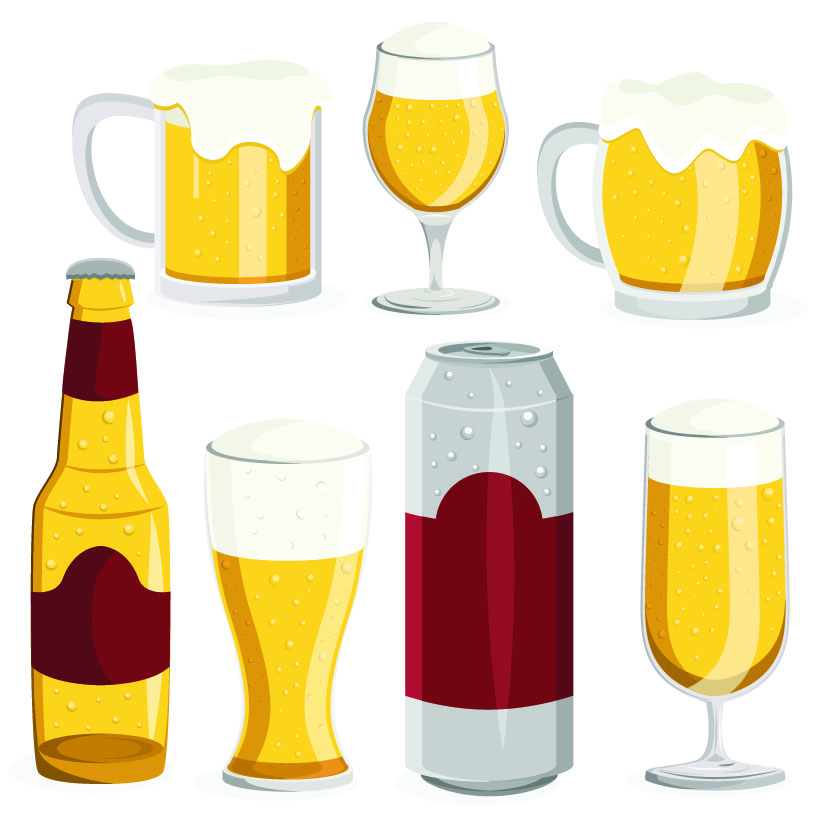 Beer Label Clip Art Free