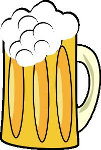 free vector Beer Cup Mug clip art
