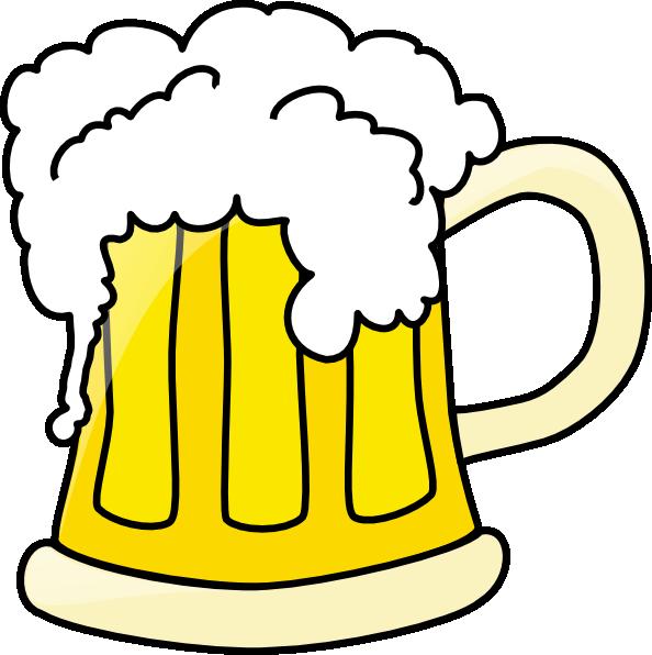 beer mug clip art free vector 4vector rh 4vector com
