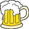 free vector Beer Mug clip art