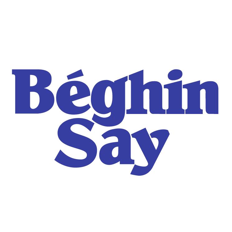 free vector Beghin say