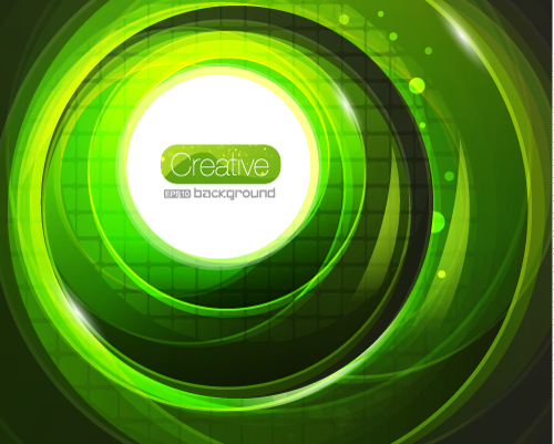 free vector Behind the halo background 02 vector