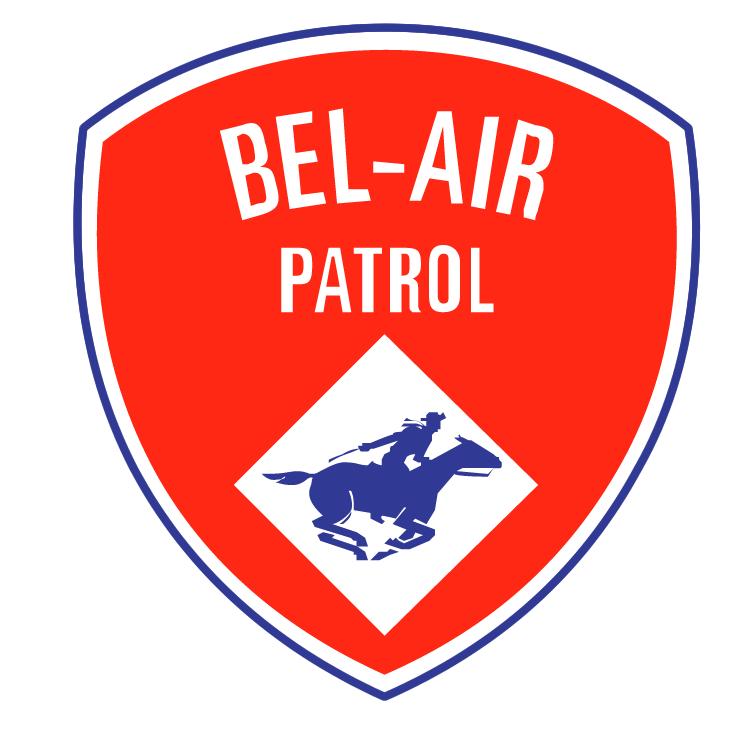 free vector Bel air patrol