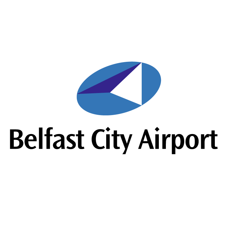 free vector Belfast city airport