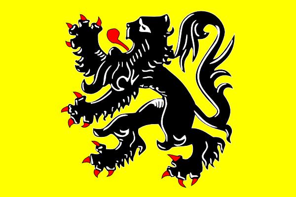 free vector BelgiumFlanders clip art