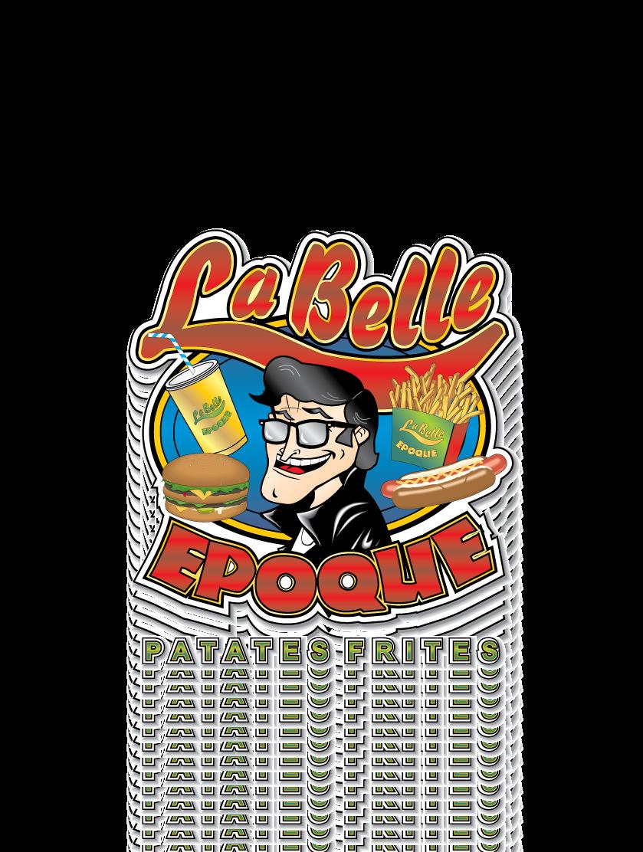 free vector Belle Epoque logo
