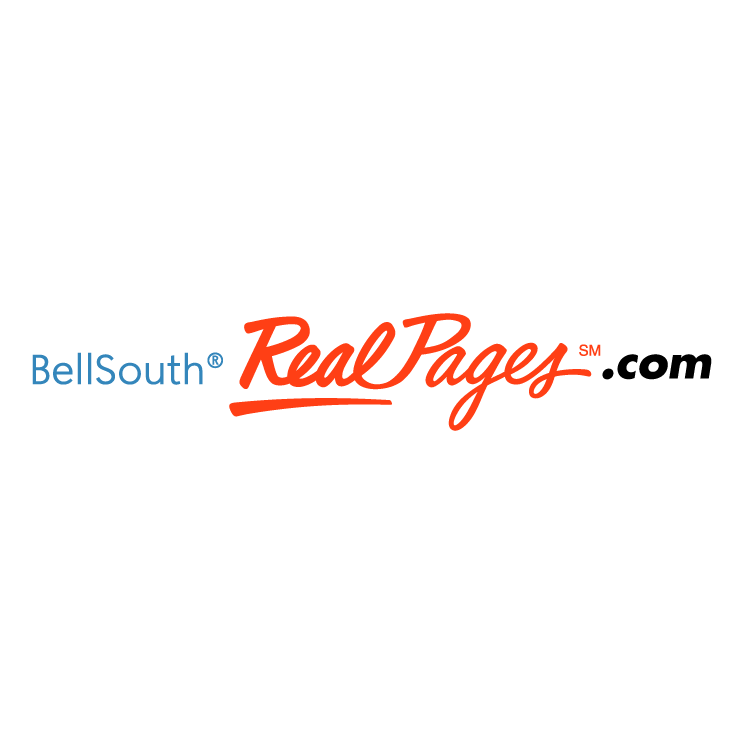 free vector Bellsouth realpagescom