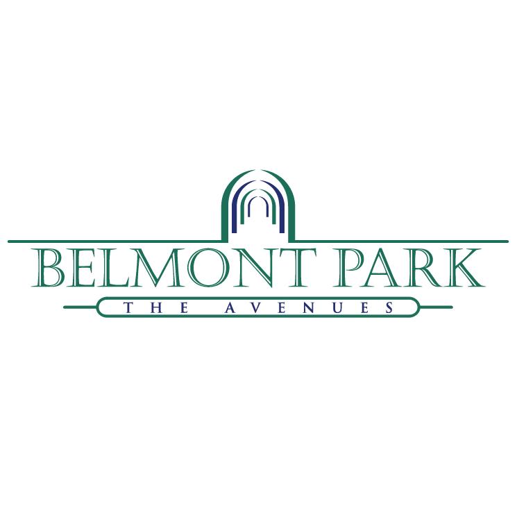 free vector Belmont park
