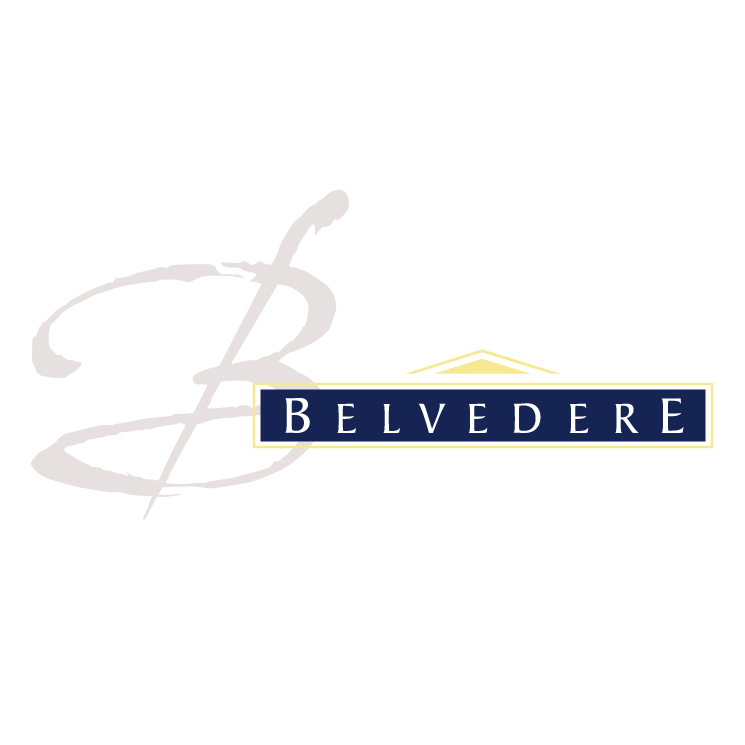 free vector Belvedere group