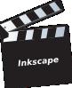 free vector Ben Movie Clapper clip art