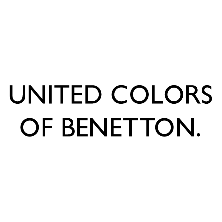 free vector Benetton 1
