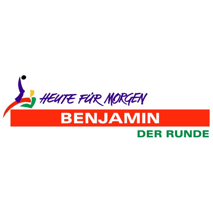free vector Benjamin der runde