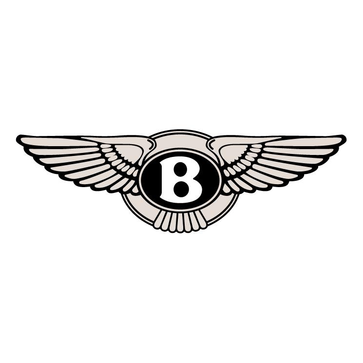 bentley motors 1 free vector 4vector rh 4vector com logo bentley vectorizado bentley logo vector free