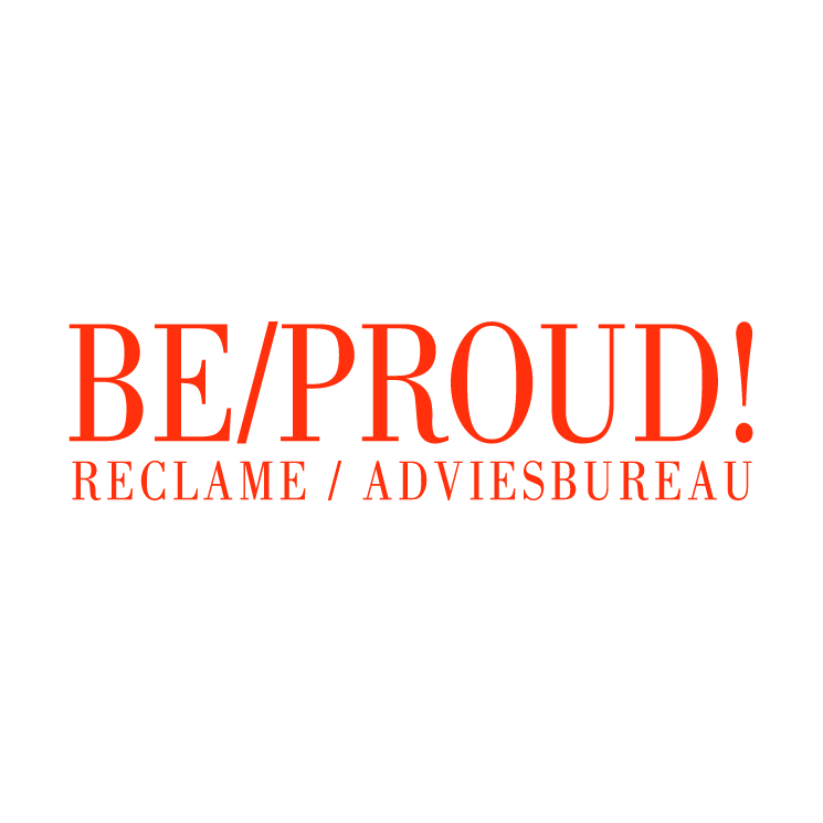 free vector Beproud 0
