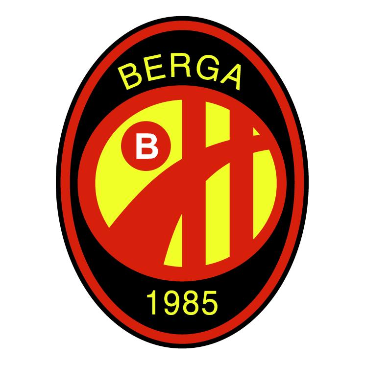 free vector Berga esporte clube