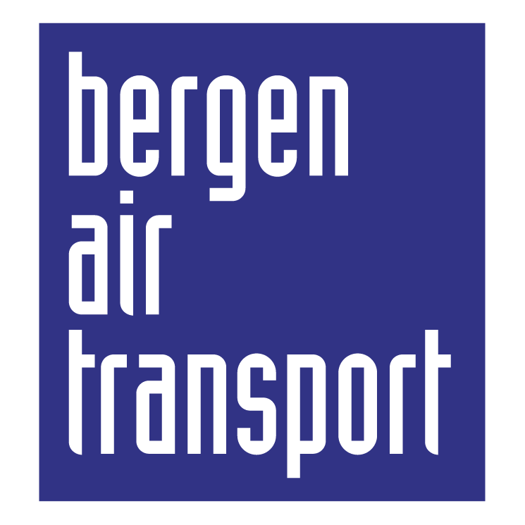 free vector Bergen air transport