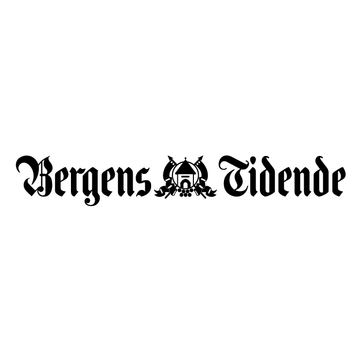 free vector Bergens tidende